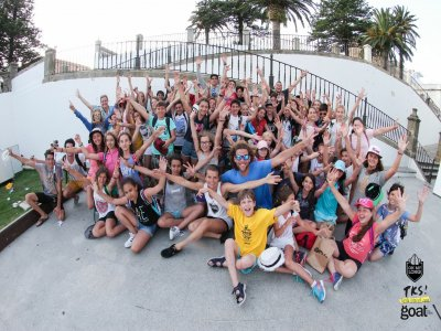 Camp Surf&Longboard Tarifa(8-12岁)