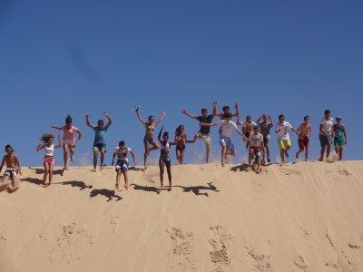 Camp Kitesurf和个人发展费用14天