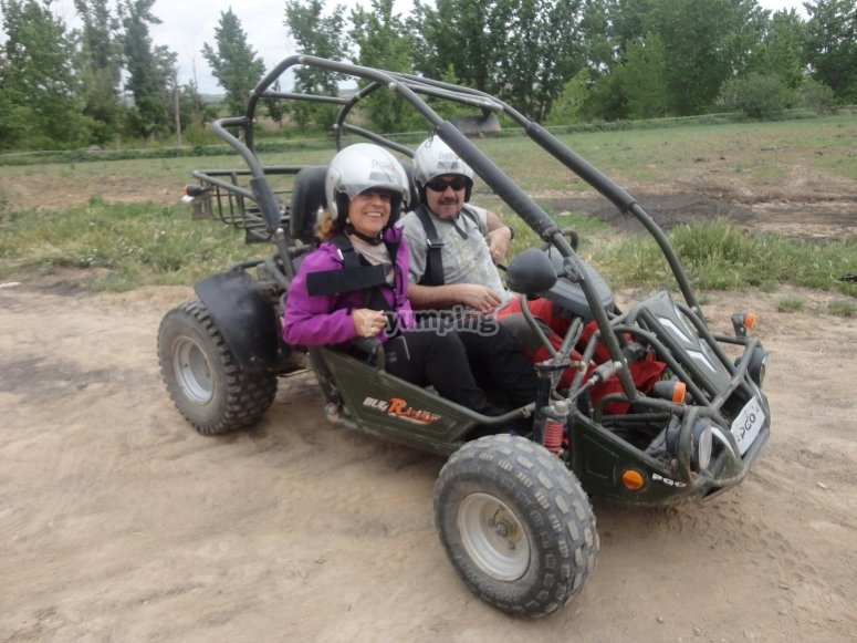 In buggy a due posti