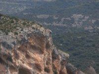 cliff of the pn de la sierra
