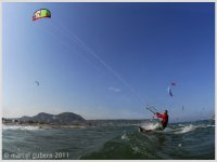kitesurfing in estartit