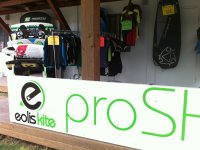 tienda taller kitesurf