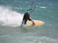 strapless kitesurf
