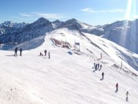 Baqueira slopes