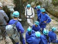 洞穴学。 JerteXtrem