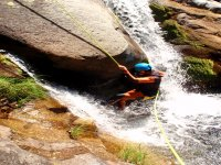 Canyoning with JerteXtrem