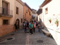 guided tour of adahuesca