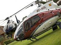 Nuestros helicópteros