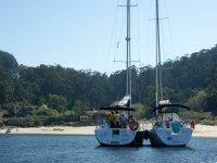 nuestros barcos de pesca
