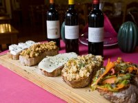 Wine tasting and Galician products