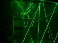 Sortea los rayos láser