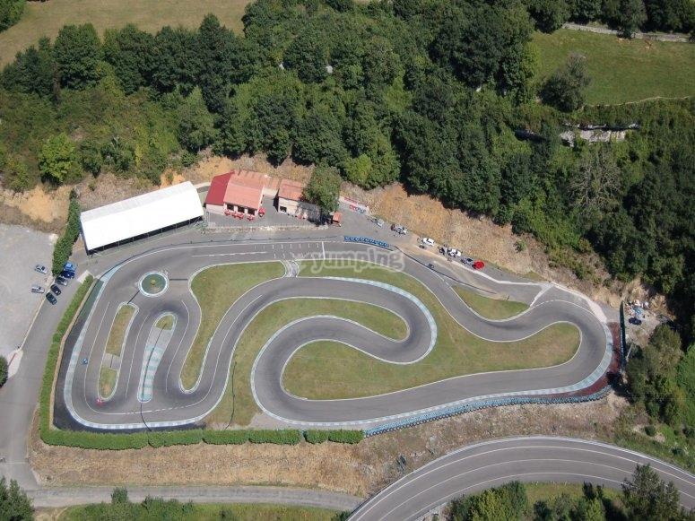 Circuito di Karting