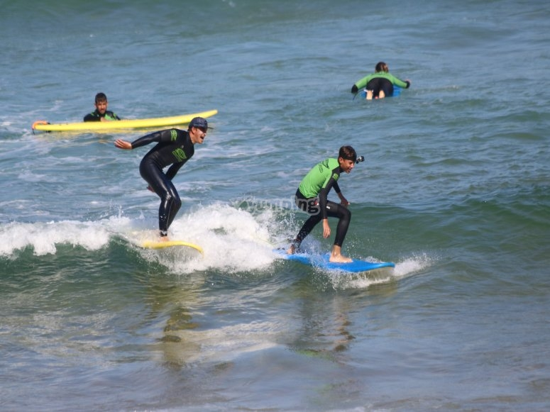 Surf in Suances