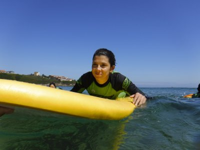 Surf Baptism Suances + Accommodation + Breakfast