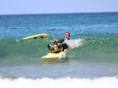Surf Camp 3d 2n + Accommodation Low Season