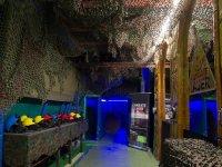 laser tag instalaciones