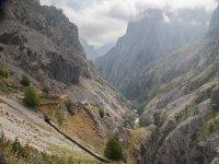 The Picos de Europa in Asturias