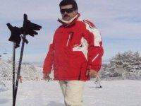 Preparado para esquiar