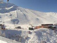 准备滑雪里亚萨