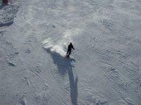 Deslízate esquiando
