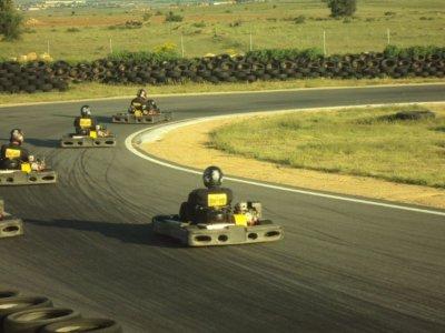 Despedidas Segovia Karting