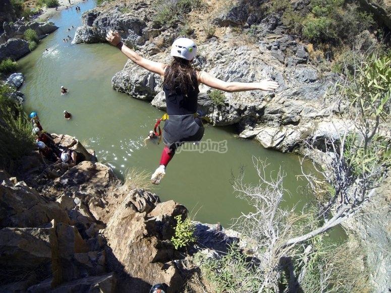 Salto Guadalmina