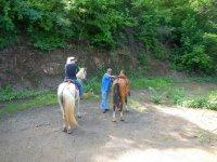 塞戈维亚的骑马路线