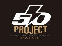 50Project Indoor Skatepark Madrid