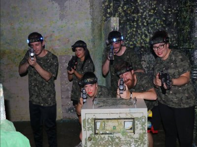 Distrito 41  Laser Tag
