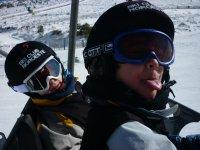 Snowboard para ninos