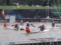 各种类型的划独木舟