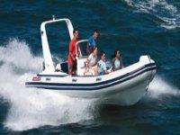 Motor sailing