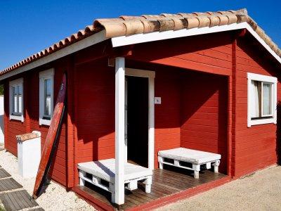 Surf y alojamiento en El Palmar 7 noches Verano