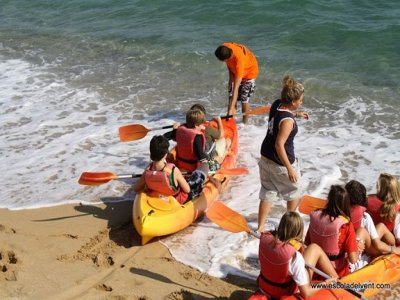 Escola del Vent Kayaks