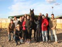 Coaching with horses in Benaguasil