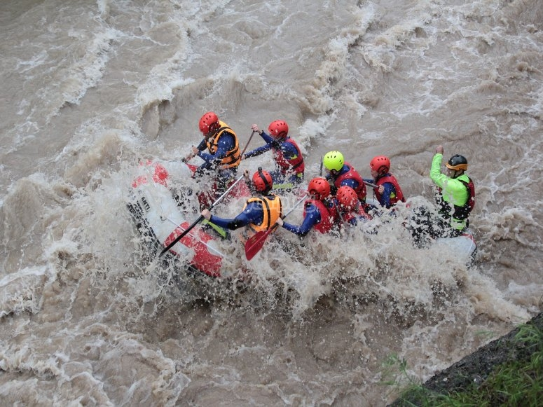 Rafting Pont De Suert