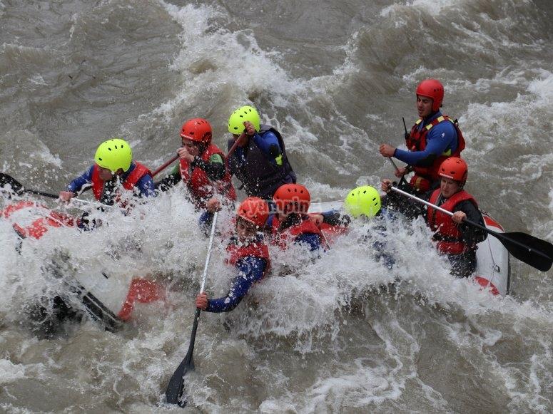 Rafting Boi Taull