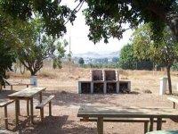 zona de picnic y barbacoa