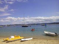 Sail on the Cantabrian coast