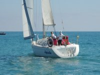 Initiation sailing courses