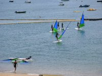 Windsurfing courses at all levels