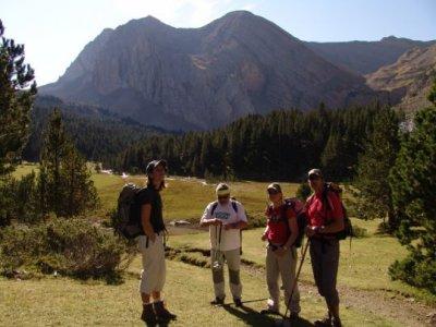 Allcaravan Parque Nacional de Ordesa Senderismo
