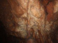 Paisaje de las cuevas