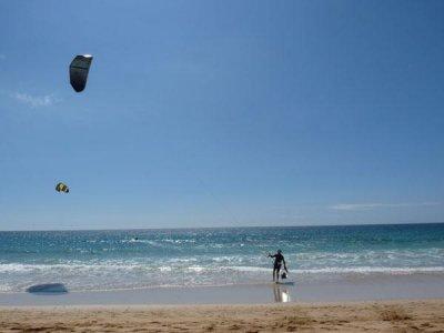 Kiteboarding Surfing Fuerteventura Kitesurf
