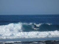 Cattura di una grande onda