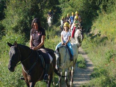 Horizontes Deporte y Aventura Rutas a Caballo