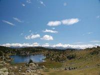 El lago de las Bulloses