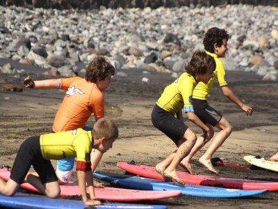 Surfing Class in San Felipe Beach 2 hour
