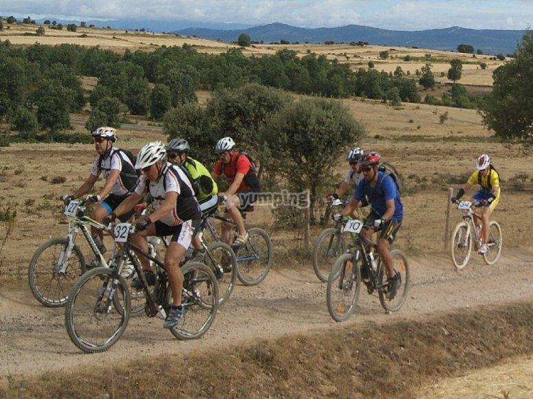 Tour guidati in mountain bike