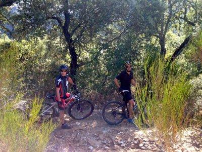 Percorso MTB attraverso il Parco Naturale Internazionale del Douro